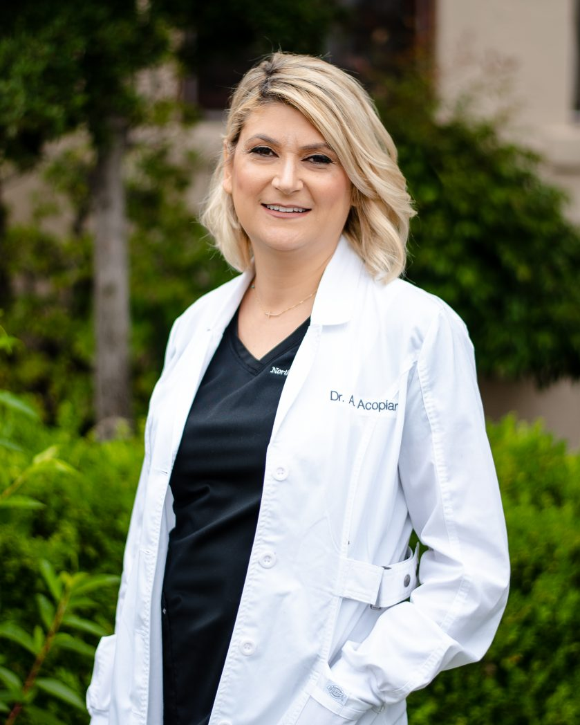 Dr. Anna Acopian, North Brand Dental, CA